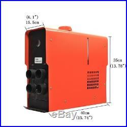 Moniteur LCD à 4 trous avec écran LCD 5000W 12V PLANAR Pour bateaux / camions