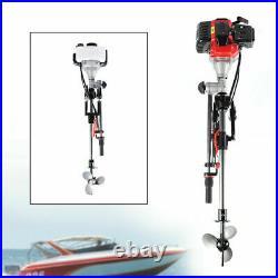 Moteur 2.3HP 2 temps hors-bord moteur pour bateau Water Cooling système CDI