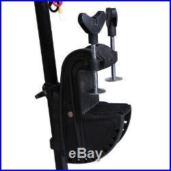 Moteur Électrique pour Bateau Hors-Bord Pêche Gonflable Barque Voilier 55 LB