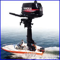 Moteur Hors Bord 6CV Pour Barque Moteur Hors-Bord Moteur De Bateaux Boat motor