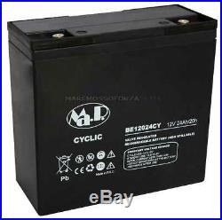Moteur Hors-Bord Électrique Watersnake 18 Fw avec Batterie pour Bateau ou Tender