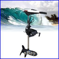 Moteur électrique Hors Bord Pour Barque Bateau Pneumatique 45 lbs Outboard Motor