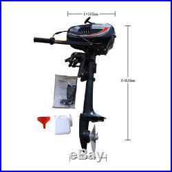Moteur hors-bord 2 temps moteur 3,5 HP pour bateau with système Water Cooling CDI