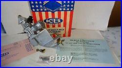 Moteur pour bateau Hors bord vintage Marque K & B USA NIB