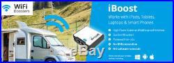 Motorhome Wifi Iboost Pro D8 Directionnel Wi-Fi pour Camping Caravane Bateau