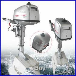 NEUF 7.0 CV Moteur essence pour bateau Moteur hors-bord 2 TEMPS Boat Engine