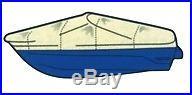 NEW Bache H pour bateau moteur 630 à 710CM largeur 380CM 3j