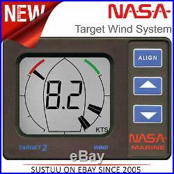 Nasa Target sans Fil Vent Outil Système 12v Tar-Wwind pour les Bateaux &