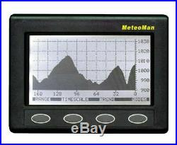 Nasa marine Meteoman Baromètre Metman pour Yachtsman Temps Prédiction Bateau