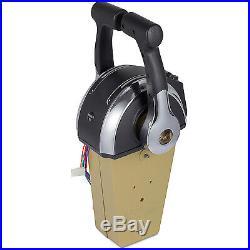 Outboard Twin Dual Remote Control pour Mercury Engine Console 8M0075245 Bateau