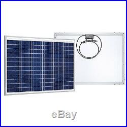 Panneau Solaire Phaesun Sun Plus 100W 24V, Poly, pour Rv-S, Bateaux & Hors-Réseau