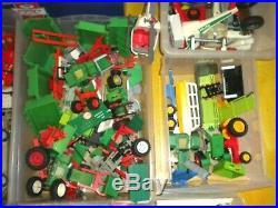 Playmobil Lot KG Voitures Bateau Tracteur Karcher +++ Pour Pièces Ou A Compléter