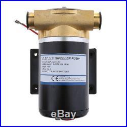 Pompe de Cale Électrique pour Bateau 12V
