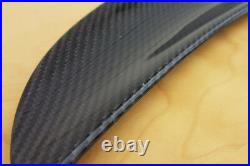 Pour BMW E90 Tuning Performance Spoiler Aileron High Quality Charbon Lip Bateau