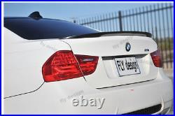 Pour BMW e90 Performance Spoiler Aileron High Quality Charbon Lèvre Bateau Neuf