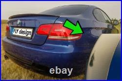 Pour BMW e92 Performance High Quality Charbon Spoiler Aileron Lèvre Bateau Lip