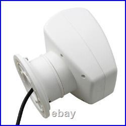 Projecteur sans fil à télécommande pour bateau marin 12V