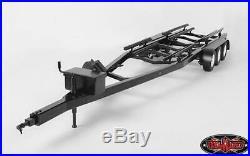 RC4WD Remorque pour Bateaux/Bigdog 1/10 Triple Axle Échelle Bateau Trailer /