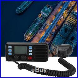RS-507M Radio marine mobile pour bateau Canal météo VHF Récepteur GPS +