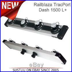 Railblaza Tracport Panneau 1500 mm 4 Starport pour Montage Kayak & Bateau