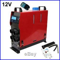 Réchauffeur D'air Diesel 12 V Pour Bateaux Camions Fourgons Souffleur D'air