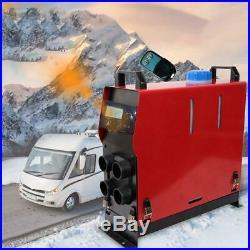 Réchauffeur D'air Diesel 24 V Pour Bateaux Camions Fourgons Souffleur D'air