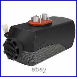 Réchauffeur d'air Diesel 12V 8000W Pour Bateau Camions Chauffages d'appoint