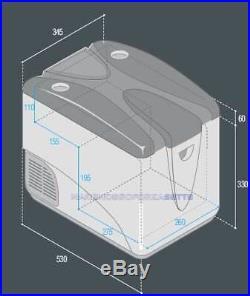 Réfrigèrateur Portable Vitrifrigo C29 12v Pour La Voiture, Bateau Camper Portable