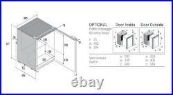 Réfrigérateur Pour Bateau Et Camper 12 Volt VITRIFRIGO C39i Dc Réfrigérateurs