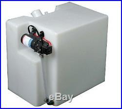 Réservoir avec autoclave pour eau potable bateau camper