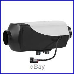 Réservoir de réchauffeur d'air diesel 12V LCD Pour Camions Camping-car Bateaux