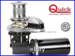 SALPA ANCRE BATEAU QUICK DP1 512D POUR CHAÎNE 6mm 500W