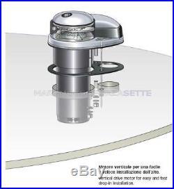 SALPA ANCRE BATEAU QUICK DP2E 1000D POUR CHAÎNE 8mm 800W GUINDEAU 8mm