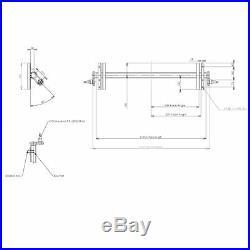 Suspension l'essieu remorque 600kg pour Bateau & Remorque Jet avec moyeu PCD 4