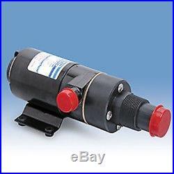 TMC 24V eaux usées / Toilettes Dilacérateur Pompe pour les bateaux, Camping-cars