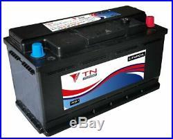 TN Power 12V 110Ah Lithium Batterie pour Caravane Camping Car Bateau 354x175x190