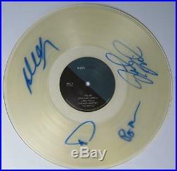 Trey Anastasio Etui Phish pour Signé Autographe Grand Bateau Album Vinyle
