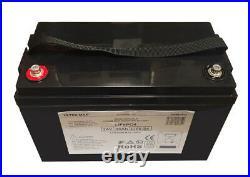 ULTRAMAX 24v 55Ah LiFePO4 Batterie Pour Télécommande Voitures, Bateaux, Avion