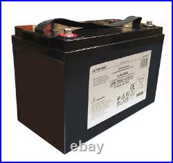 ULTRAMAX LI55-24 24v 55Ah Lithium LiFePO4 Batterie Pour Marine / Yacht / Bateau