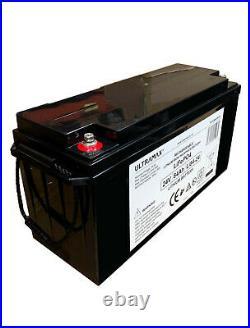 ULTRAMAX LI85-24 24v 84Ah Lithium LiFePO4 Batterie Pour Marine / Yacht / Bateau